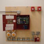 JATC, Fire Alarm & Lighting Lab